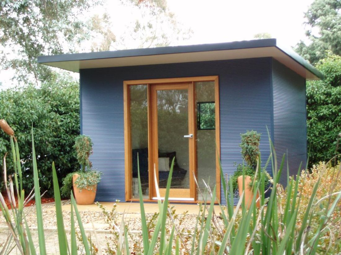 Build Home Office Sunshine Coast Sheds