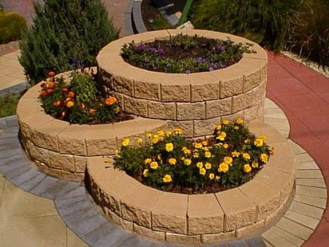 5 Top Retaining Wall Design Ideas hipagescomau