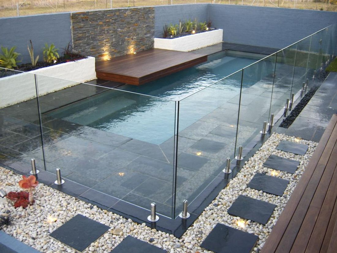 how much does glass pool fencing cost hipages com au