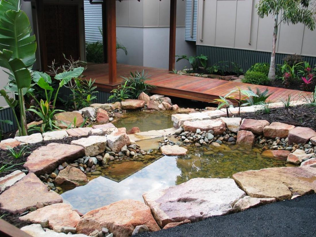 Cost guide to building your own garden pond hipagescomau