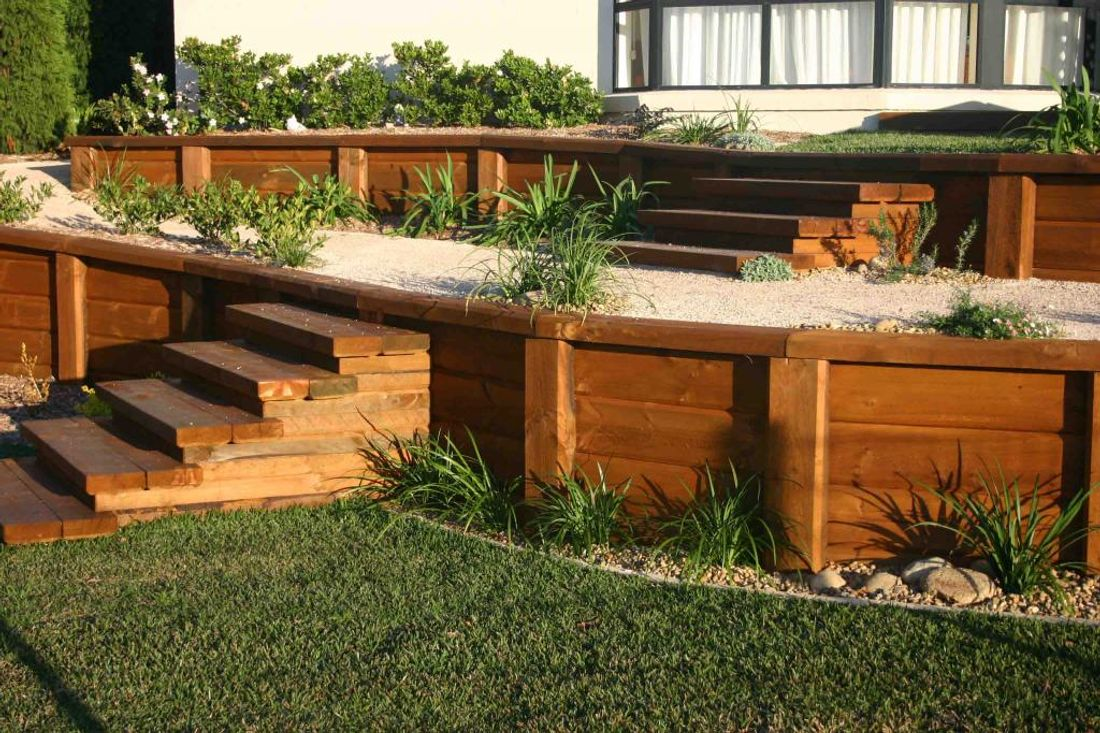 5 Most Popular Retaining Wall Materials hipagescomau