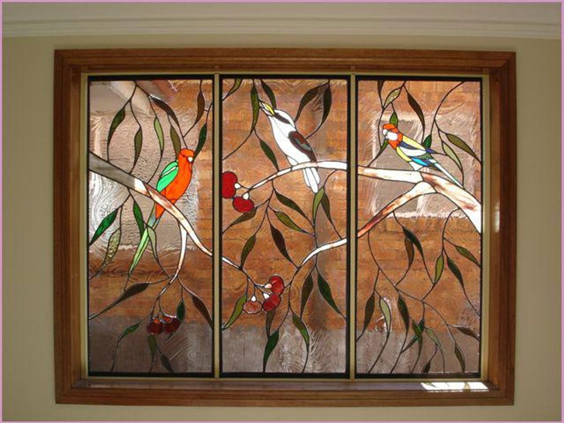 Installing stained glass windows hipages add a vintage touch to your abode with a stained glass window its easy to install whether you do it yourself or hire a professional solutioingenieria Images