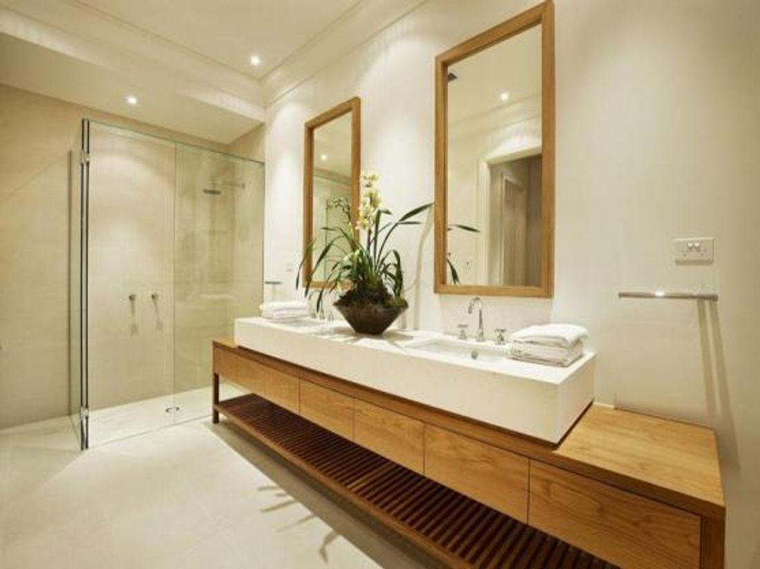 Bathrooms are ided into four zones 1 2 and 3 outside zone - Bathrooms Are Ided Into Four Zones 1 2 And 3 Outside Zone 38