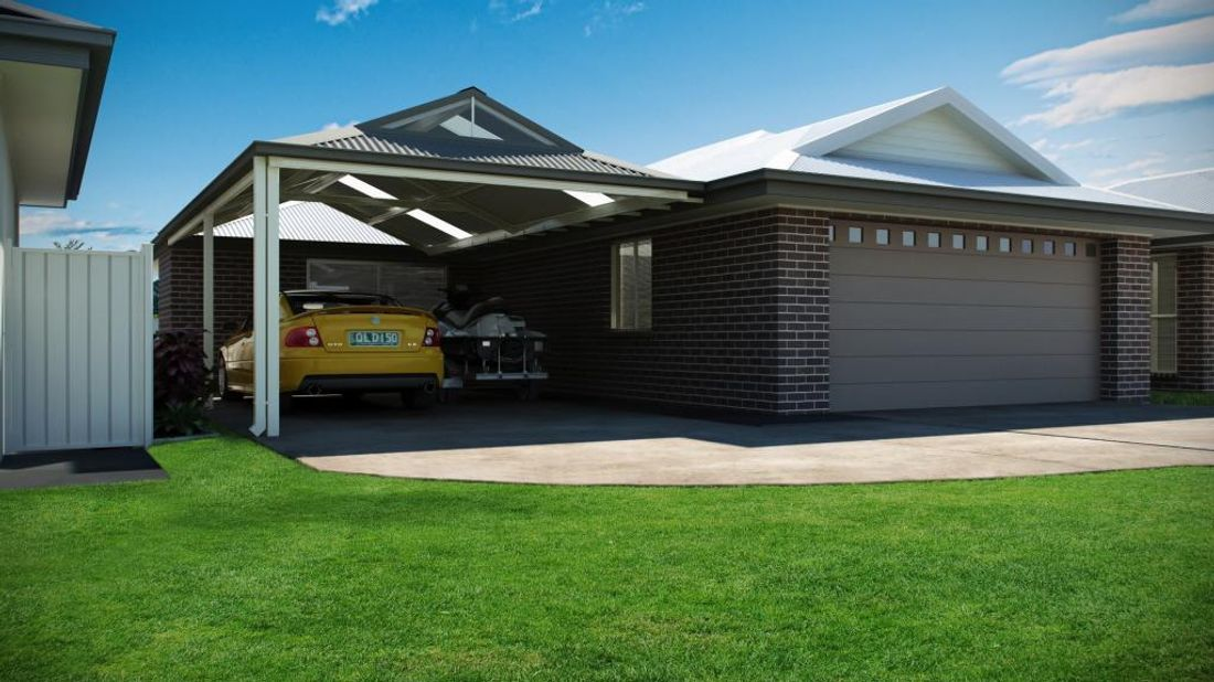 2018 how much does a brick garage cost cost guide 2018 for Brick garages prices
