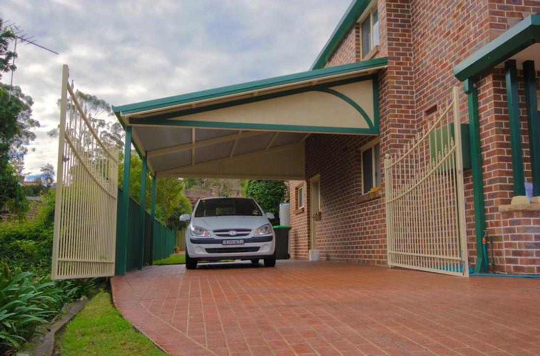 Designer Carports And Pergolas Exterior Carport