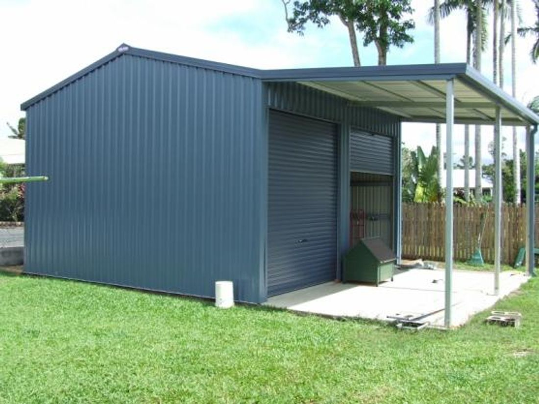 Top 5 garden shed materials for Garden shed brisbane