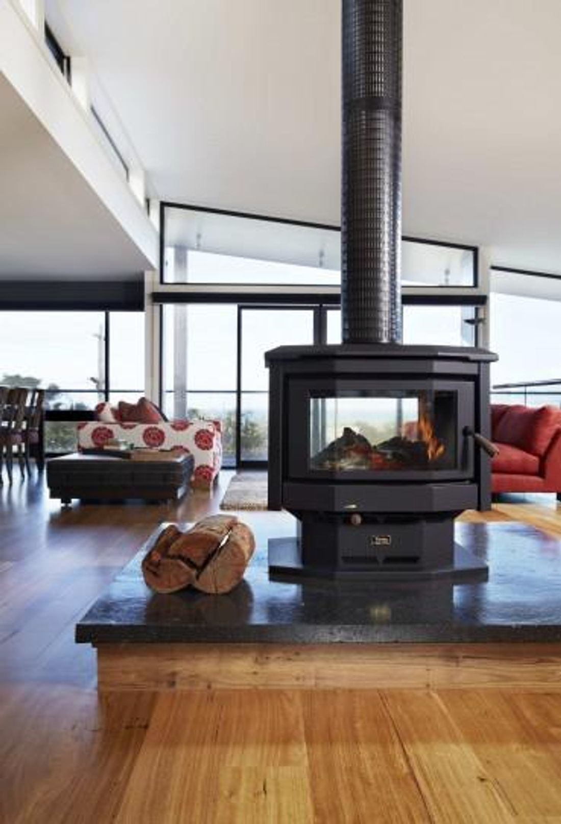 where should you put a fireplace hipages com au