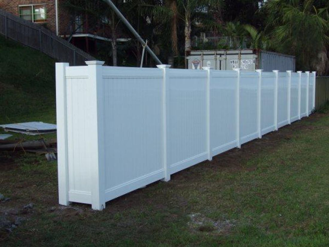 What is the Cost to Install PVC Fencing? - hipages.com.au