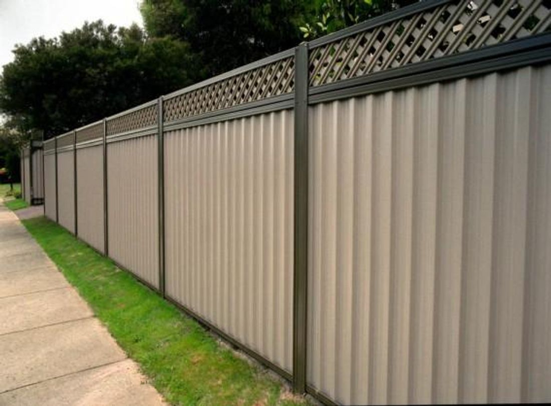 2018 How Much Does Colorbond Fencing Cost Cost Guide