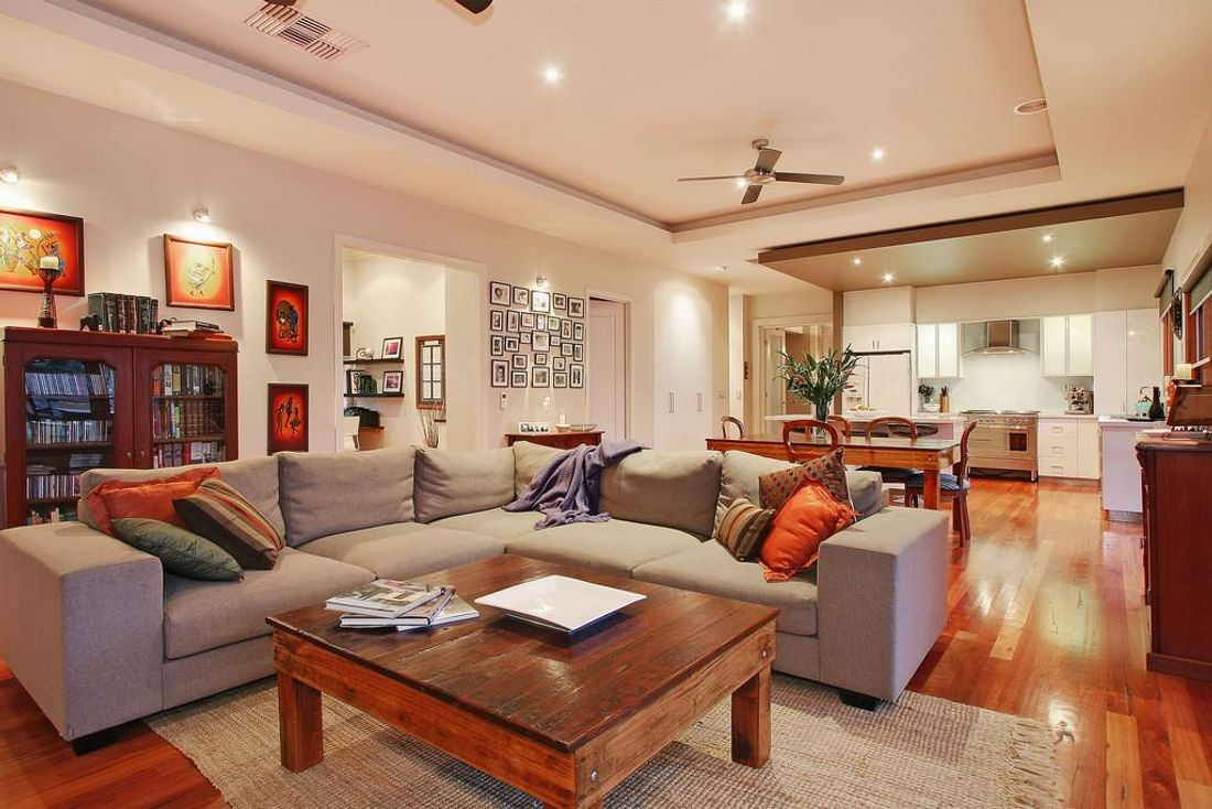 What can you do with plasterboard for Living room designs australia