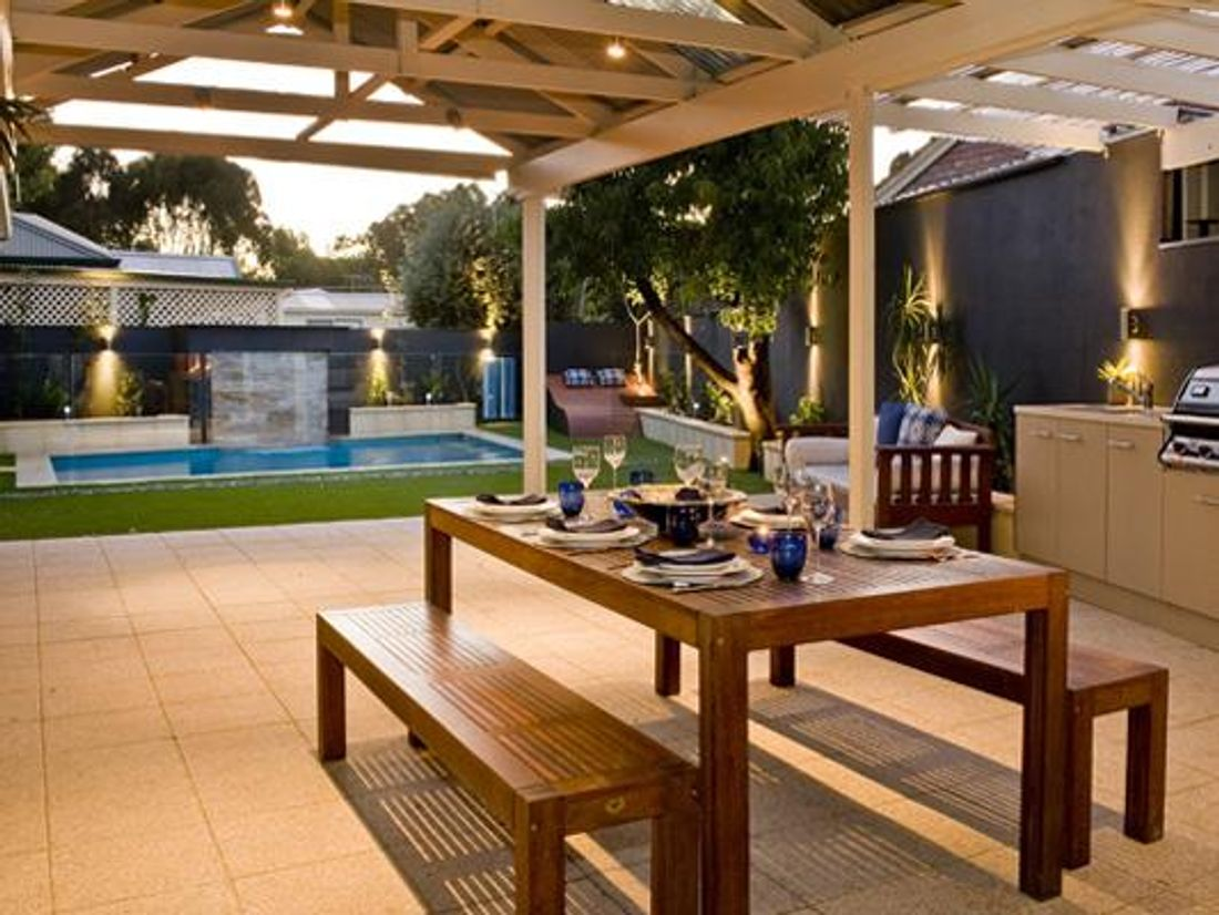 BKV Paving u0026 New Landscapes & How much does it cost to install outdoor lighting? - hipages.com.au