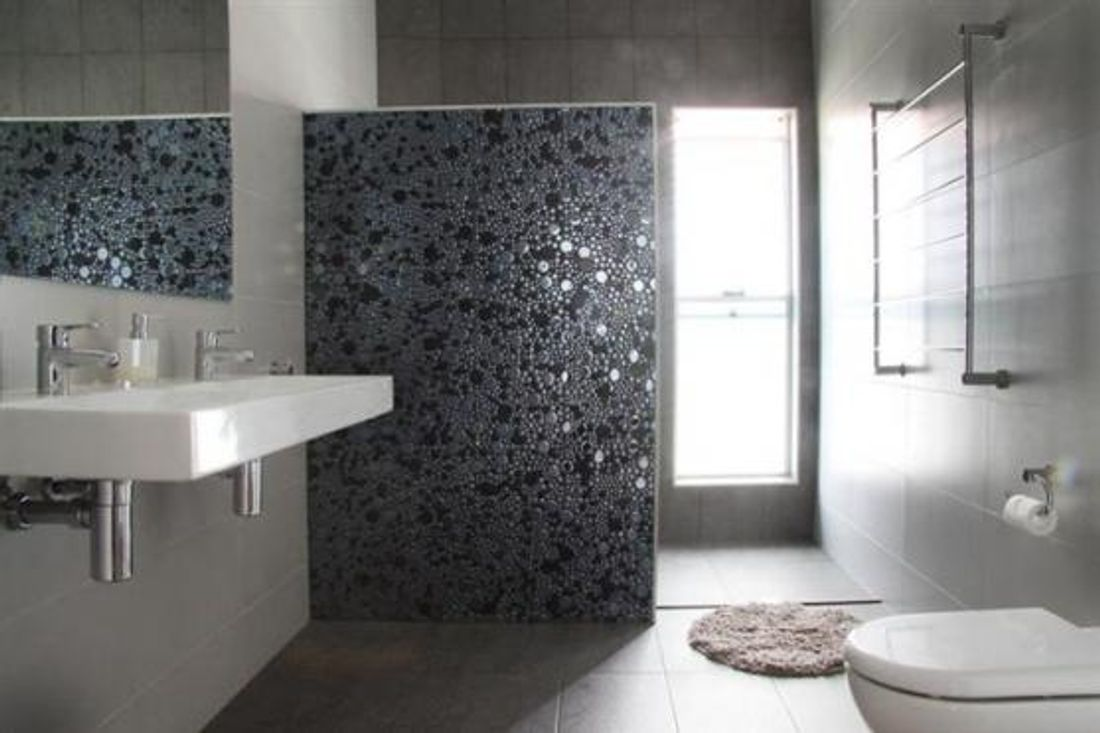 Top 10 cool feature wall ideas - Bathroom decorating ideas australia ...