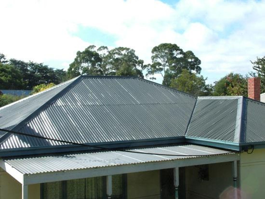 Roof Colorbond Amp Windspray 174