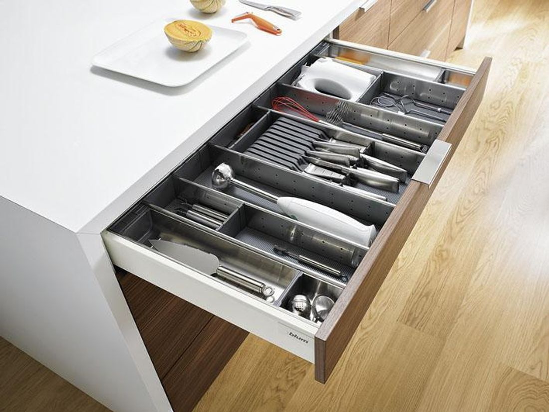 7 Kitchen Drawers That Will Make Life Easier - hipages.com.au