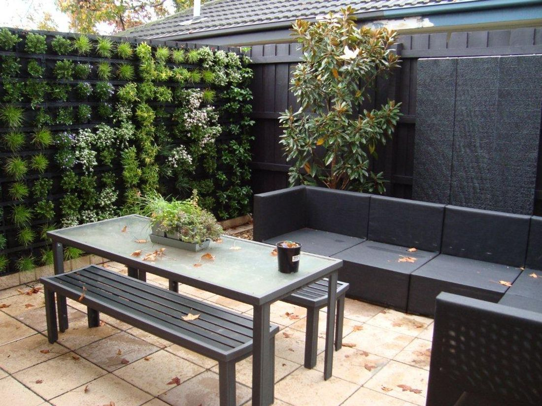 5 backyard design ideas for yards without grass hipages com au