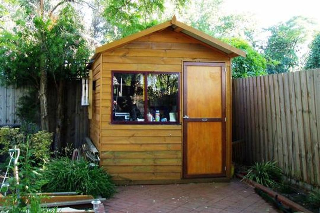 2018 how much does a shed cost hipages com au
