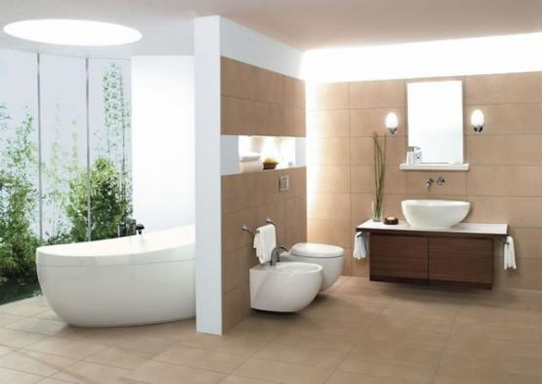 Bathrooms are ided into four zones 1 2 and 3 outside zone - Bathrooms Are Ided Into Four Zones 1 2 And 3 Outside Zone 34