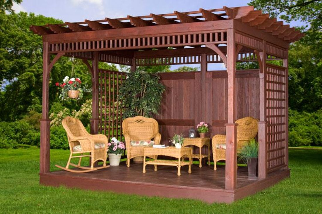Do the sums before you build a pergola hipages while you may not be able to get an exact price until youve received quotes you can make a reasonable estimate if you do the sums first solutioingenieria Image collections