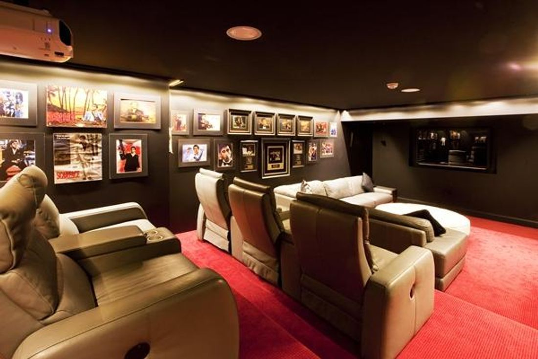 Amazing What Is Media Room Part - 2: In Fact, Some Clients Ask For A Media Room Instead Of A Living Room. What Is  A Media Room And How Do You Go About Designing One?