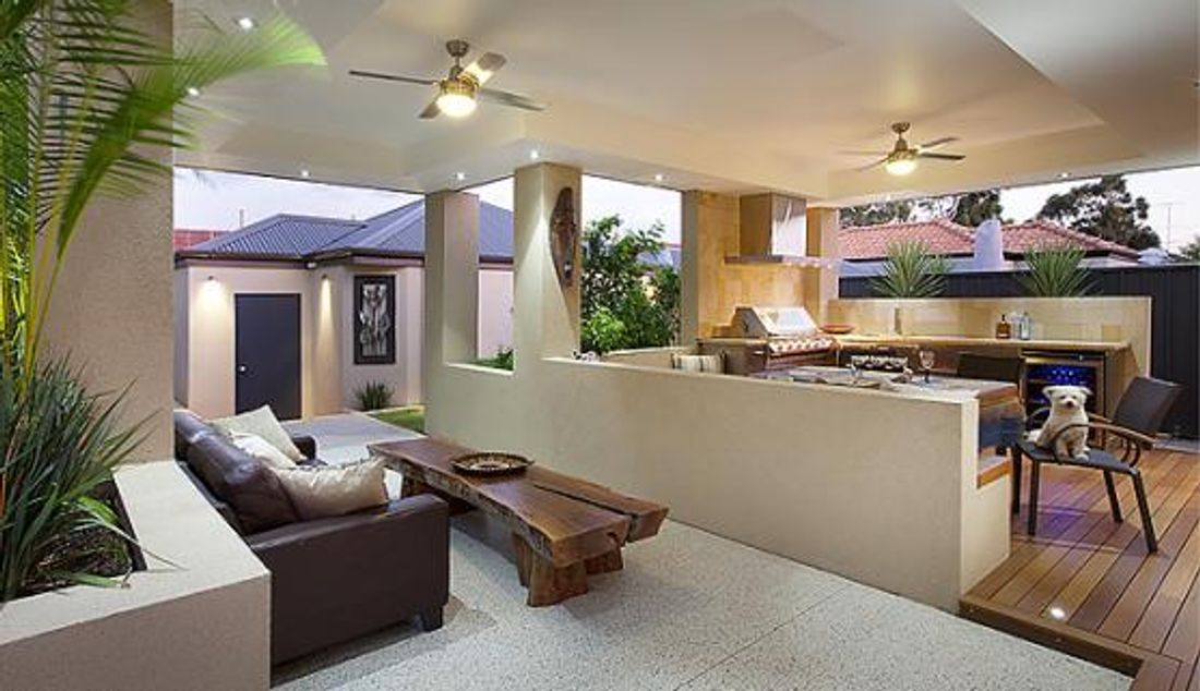 Top 7 outdoor kitchen ideas for Outdoor kitchen australia