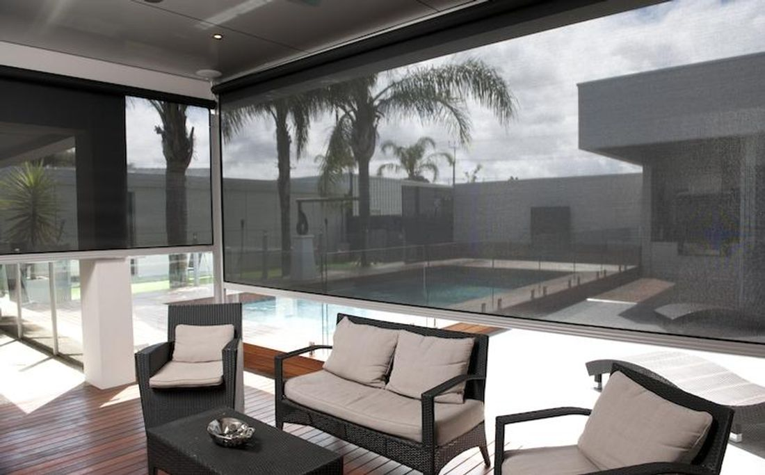 How much do retractable fly screens cost for Motorized screens for patios pricing