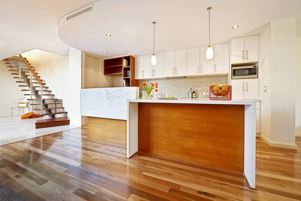 A Freshly Sanded And Sealed Timber Floor Has Real Character And Warmth.