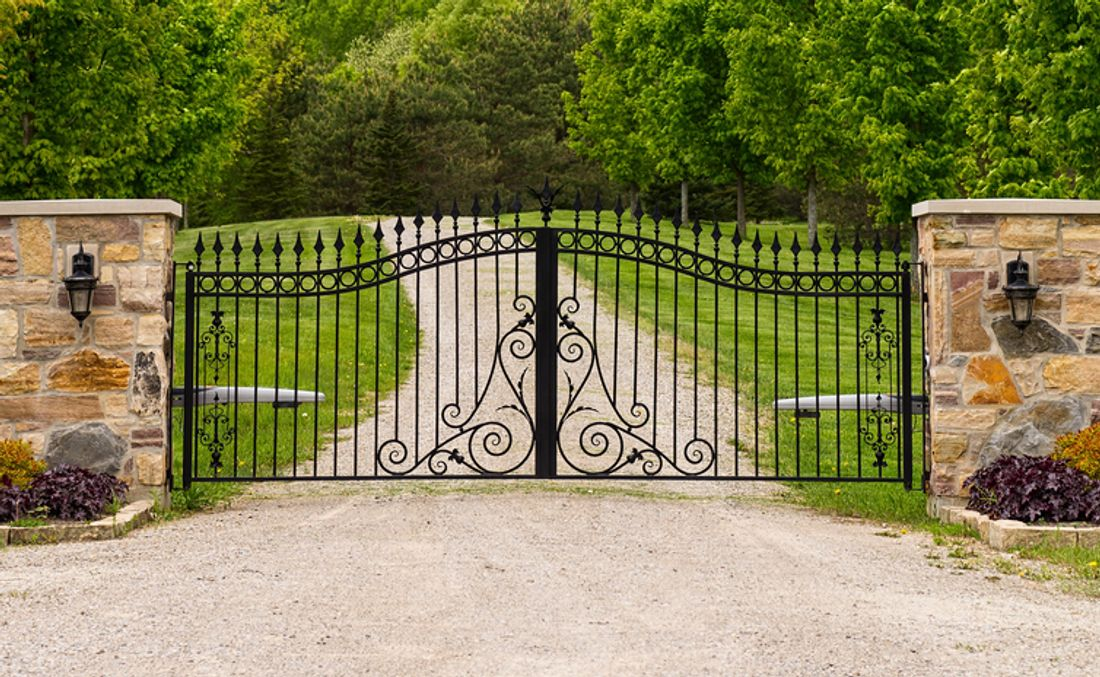 How Much Does A Driveway Gate Cost Hipages