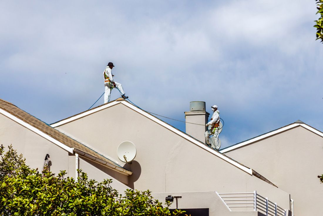 Roof Painting Diy Or Hire A Professional Hipages Com Au