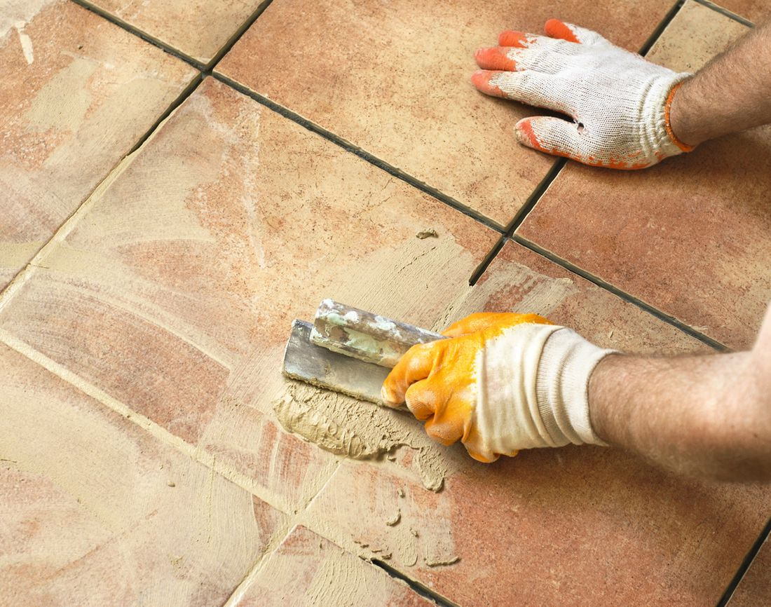 Grout when do you need to replace or repair hipages you will also need to thoroughly clean the area before you grout grout dust or embedded grout can prevent the new grout from adhering dailygadgetfo Image collections