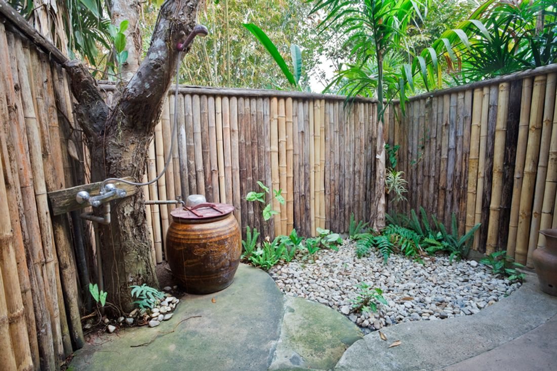 I A Wet Room Is A Bathroom Without Shower Screen While Most Rooms Are  Built Indoors You Can Extend The Concept To An Outdoor Shower