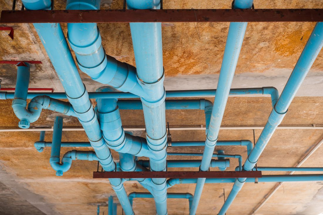 Choosing water pipes for plumbing for House water pipes types