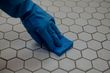 The toughest grout stains