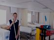 Cleaning medical facilities