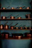 Storage in tbe kitchen
