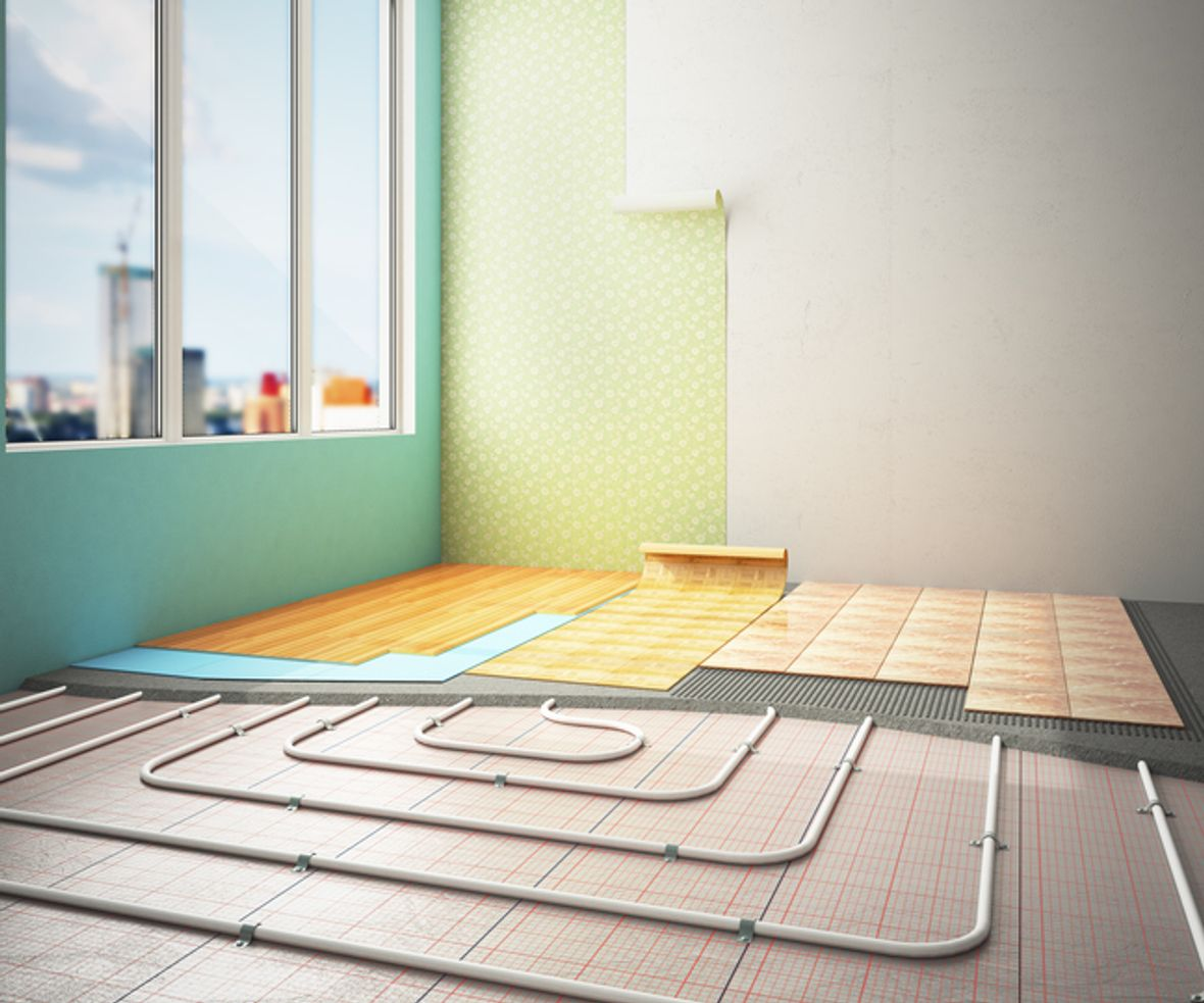 2020 How Much Does Underfloor Heating Cost? - hipages.com.au