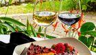 Easy Homemade Dinner Menu Ideas for Valentine's Day- The 'Romantic diva' set menu