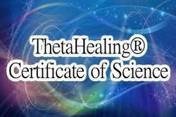 Jenner has been awarded the Theta Healing certificate of Science