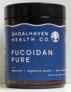 Fucoidan is a brown seaweed extract that science shows is increases the effectiveness of chemotherapy and radiotherapy by 23%.  Fucoidan also stimulates stem cell production (new tissue growth) and this product is being used by Australian doctors to enhan