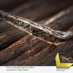 VANILLA: Assists to stimulate metabolism, balance cholesterol, naturally soothe stress and anxiety and to slow down signs of aging