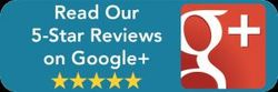 Check out our Five Star Reviews on Google+