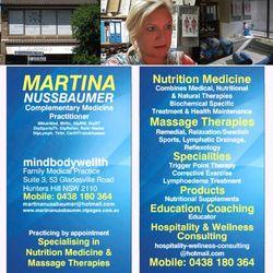 Martina's info