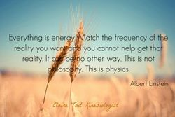 Kinesiology Claire Tait Wheat quote