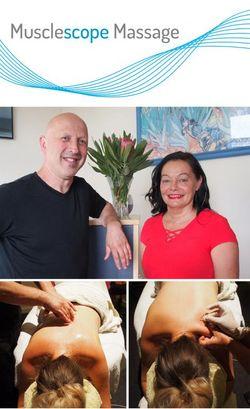 Musclescope Massage