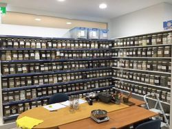 Herbal Dispensing Room