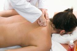 Acupressure Shoulder