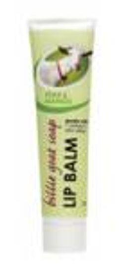 Lip balm makeup soap