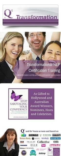 Transformational NLP Practitioner Certification© Training
