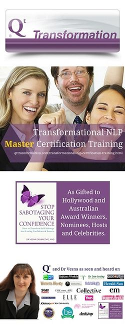 Transformational NLP Master Practitioner Certification© Training