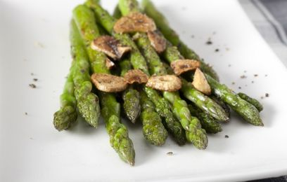 Garlic Sauteed Asparagus Recipe