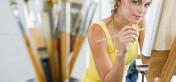 Studying Transpersonal Art Therapy